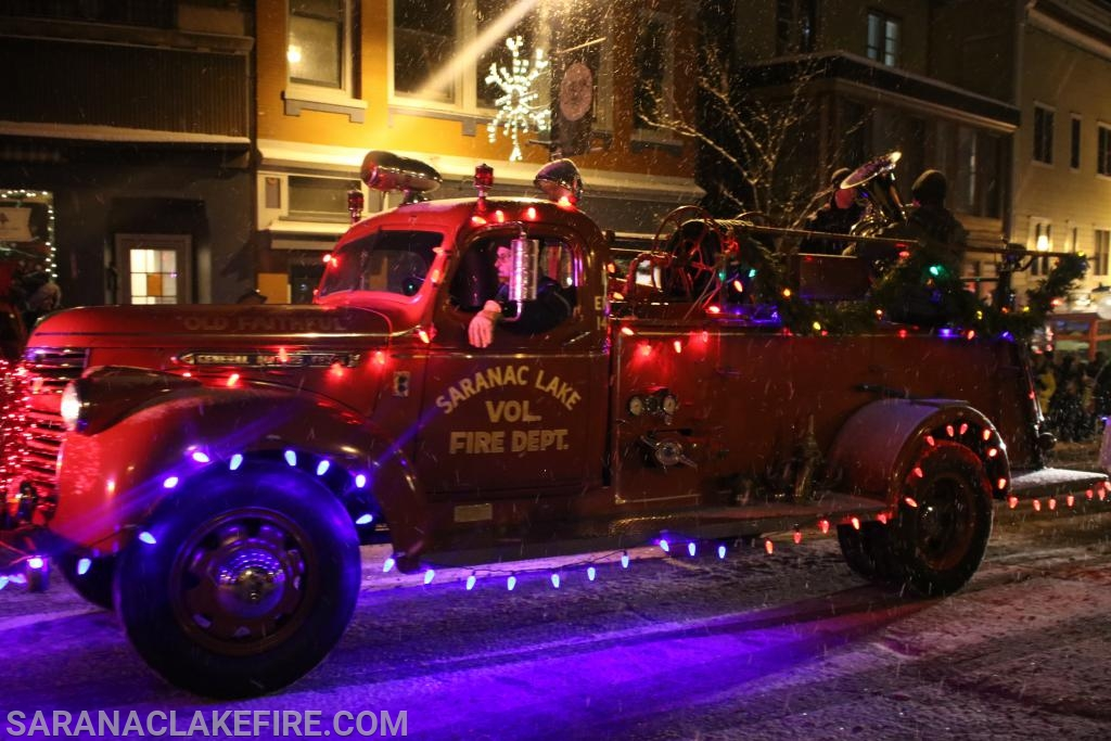Saranac Lake Volunteer Fire Department