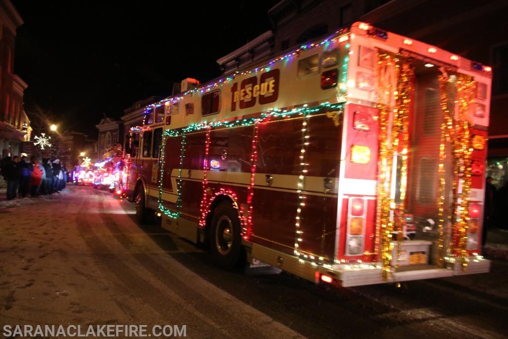Paul Smith Gabriels Volunteer  Fire Department