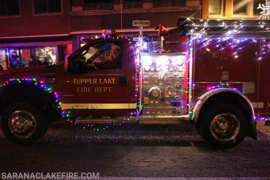 Tupper Lake Volunteer  Fire Department