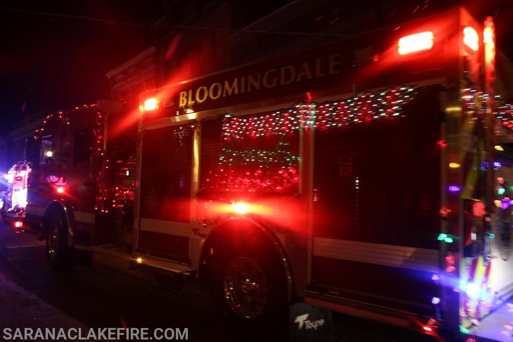 Bloomingdale Volunteer  Fire Department