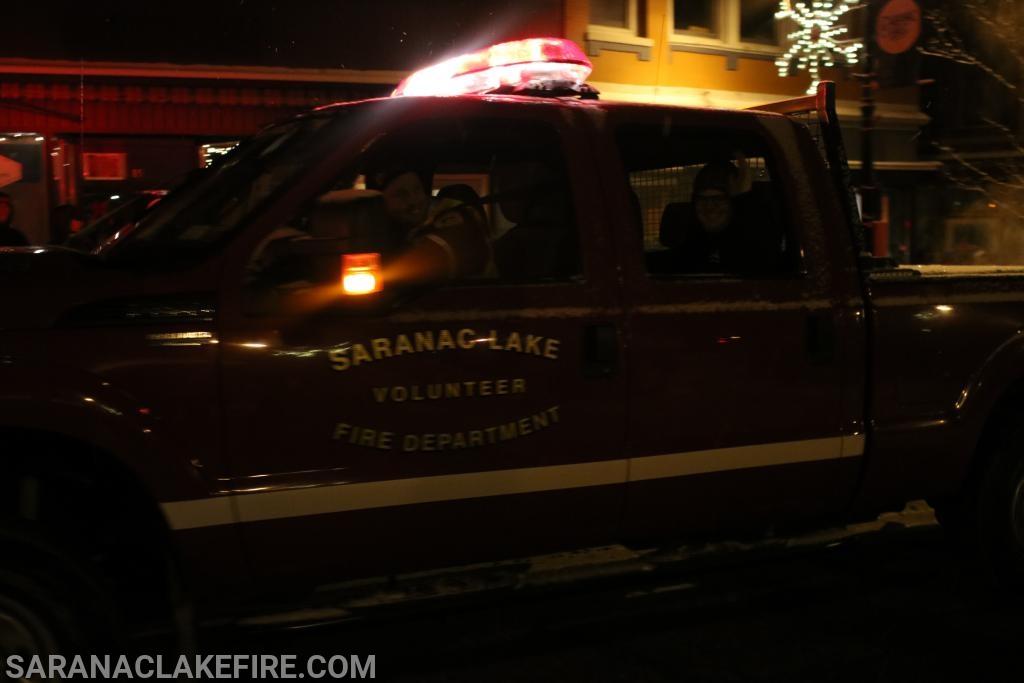 Saranac Lake Volunteer  Fire Department